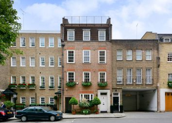 Thumbnail 8 bed terraced house for sale in Farm Street, Mayfair