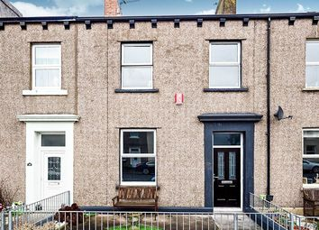 3 bed terraced house for sale in Wampool Street, Silloth, Wigton CA7
