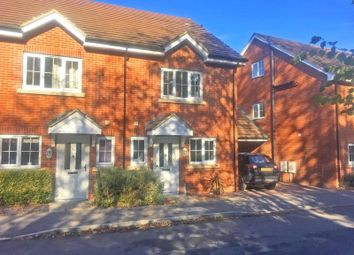 Thumbnail 4 bed semi-detached house for sale in Hindmarch Crescent, Hedge End, Southampton