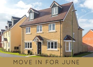 """Thumbnail 4 bed detached house for sale in """"The Chichester Oatfield - Plot 20"""" at Shopwhyke Road, Chichester"""