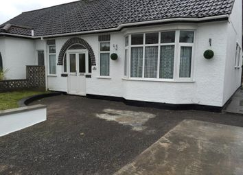 Thumbnail 4 bed bungalow to rent in Headley Road, Headley Park, Bristol