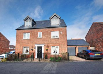 Thumbnail 6 bed detached house for sale in Chipchase Mews, Gosforth, Newcastle Upon Tyne