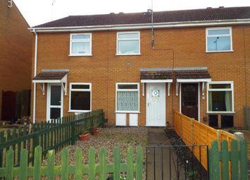 Thumbnail 2 bed terraced house for sale in Grange Estate, Kings Lynn, Norfolk