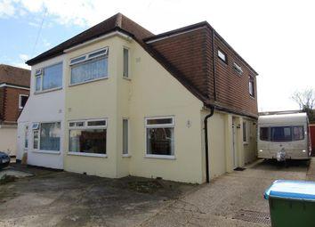 Thumbnail 3 bed semi-detached house for sale in Sandymount Avenue, Bognor Regis, West Sussex