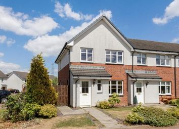 Thumbnail 3 bed end terrace house for sale in Hopefield Gardens, Wishaw, North Lanarkshire, United Kingdom