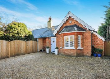 Thumbnail 3 bed cottage for sale in Wellesley Cottage, Trumpsgreen Road, Virginia Water