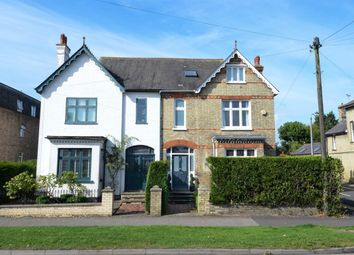 Thumbnail 4 bedroom semi-detached house to rent in Old North Road, Royston, Herts