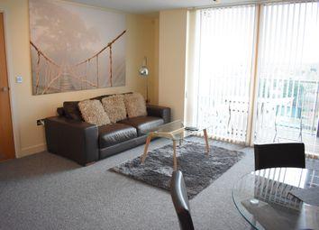 Thumbnail 1 bedroom flat to rent in South 5th Street, Milton Keynes