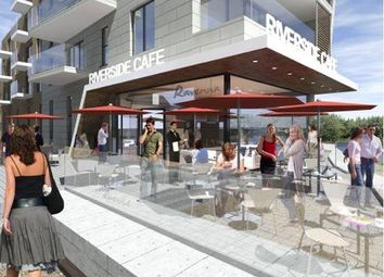 Thumbnail Restaurant/cafe for sale in The Waterfront Cafì, Ropetackle North, Old Shoreham Road, Shoreham, West Sussex