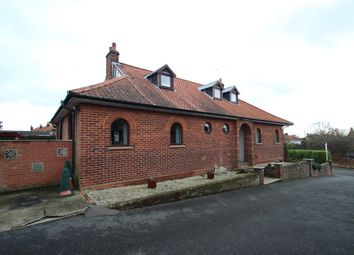 Thumbnail 5 bedroom chalet for sale in Playford Road, Ipswich