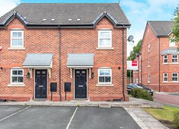Thumbnail 2 bedroom semi-detached house for sale in Collingwood Close, Hazel Grove, Stockport, Cheshire