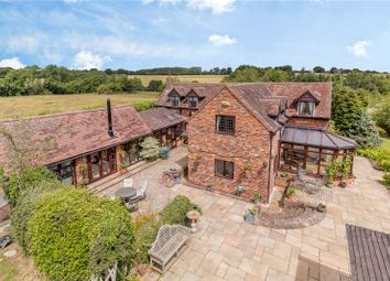 Thumbnail 4 bedroom detached house for sale in Button Bridge, Kinlet, Bewdley, Worcestershire