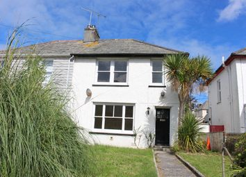 Thumbnail 3 bed semi-detached house to rent in Hendra Vean, Truro