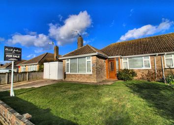 Thumbnail 2 bed semi-detached bungalow for sale in Farm Close, Seaford, East Sussex