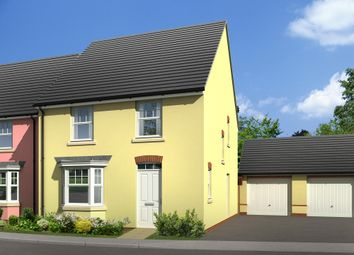 "Thumbnail 4 bed detached house for sale in ""Irving"" at Wonastow Road, Monmouth"