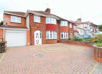 Thumbnail 5 bedroom semi-detached house for sale in Wykeham Hill, Wembley