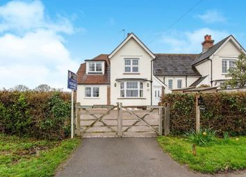 Thumbnail 3 bed semi-detached house for sale in Marle Green, Heathfield, East Sussex, United Kingdom