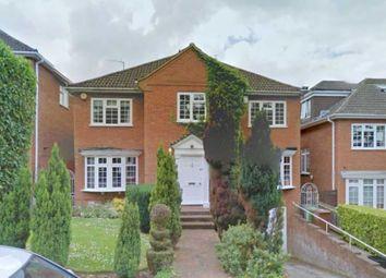 Thumbnail 5 bed detached house for sale in Belmor, Elstree, Borehamwood
