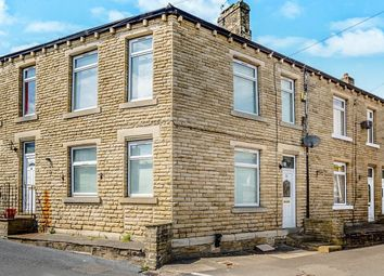 Thumbnail 3 bedroom terraced house for sale in Leymoor Road, Longwood, Huddersfield