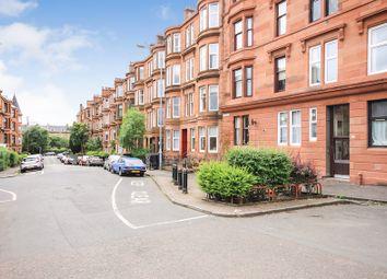 Thumbnail 1 bed flat to rent in Braeside Street, North Kelvindale, Glasgow