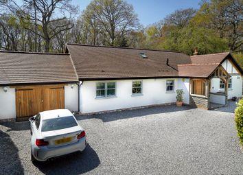 Burnhams Road, Bookham, Leatherhead KT23. 3 bed bungalow for sale