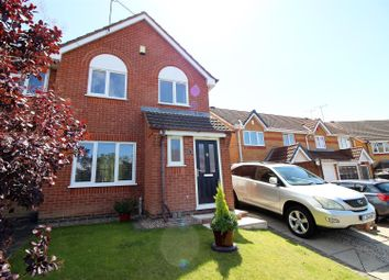 3 bed semi-detached house for sale in Honingham Road, Ilkeston DE7