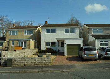 Thumbnail 4 bedroom detached house for sale in Ffordd Talfan, Swansea