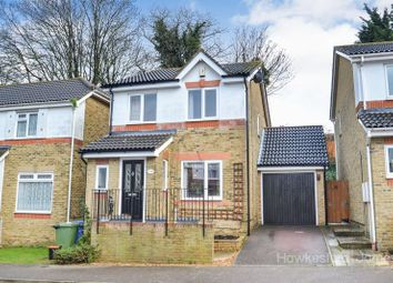 Thumbnail 3 bed detached house for sale in Nativity Close, Sittingbourne