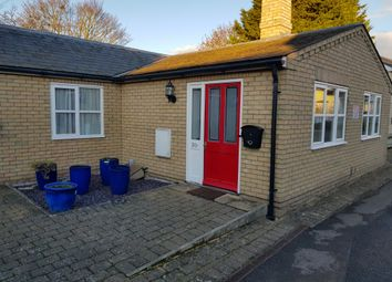 Thumbnail 2 bedroom bungalow to rent in High Street, Waterbeach