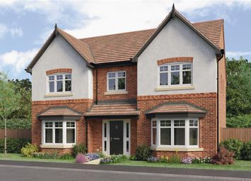 "Thumbnail 5 bed detached house for sale in ""Beaumont"" at Mount Pleasant Road, Repton, Derby"