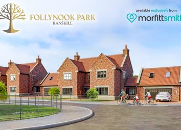 Thumbnail 6 bed detached house for sale in Folly Nook Lane, Ranskill, Retford
