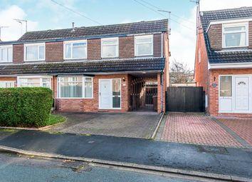 Thumbnail 4 bedroom semi-detached house for sale in Hazeldene Road, Trentham, Stoke-On-Trent