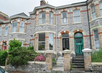 Thumbnail 1 bed flat to rent in Restormel Terrace, Restormel Road, Mutley, Plymouth