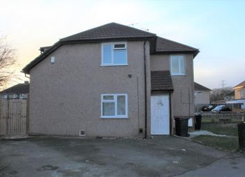 Thumbnail 3 bed maisonette for sale in Broadmark Road, Slough