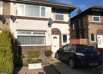 Thumbnail 3 bed semi-detached house to rent in Fairway Crescent, Bromborough, Wirral
