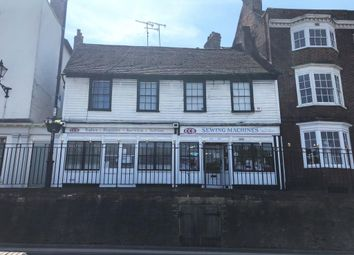 Thumbnail Commercial property for sale in 304-306 St Margarets Banks, High Street, Rochester, Kent