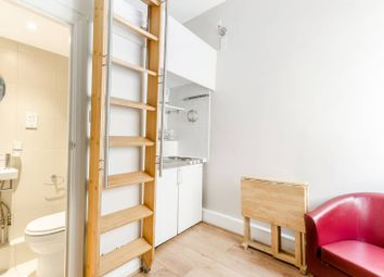 Thumbnail Studio to rent in Old Brompton Road, Earls Court, London