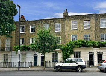 Thumbnail 3 bed terraced house to rent in Canonbury Road, London