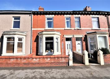Thumbnail 2 bed terraced house for sale in Elm Street, Fleetwood, Lancashire