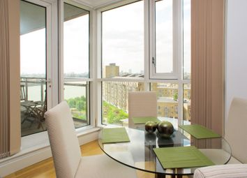 Thumbnail 1 bedroom flat for sale in Belgrave Court, Canary Riverside, London