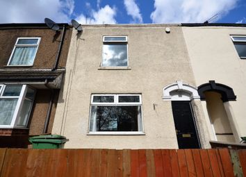 Thumbnail 3 bed terraced house for sale in Corporation Road, Grimsby