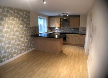 Thumbnail 3 bedroom flat to rent in Lake Road, Hadston, Northumberland