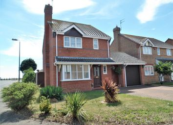 Thumbnail 3 bed detached house for sale in Bexhill Close, Clacton-On-Sea