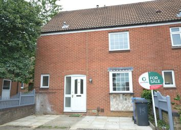 Thumbnail 3 bed end terrace house for sale in Toftes Place, Norwich
