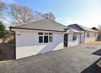 Thumbnail 2 bedroom bungalow for sale in Paddington Grove, Knighton Heath, Bournemouth