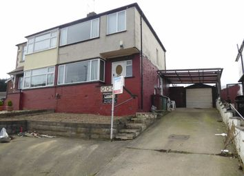 Thumbnail 3 bedroom semi-detached house for sale in Tong Road, Wortley, Leeds, West Yorkshire