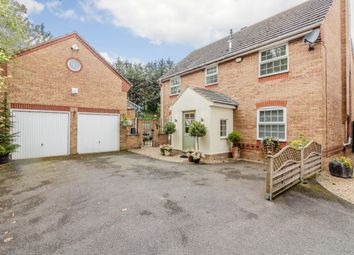 Thumbnail 4 bedroom detached house for sale in Charlock Drive, Stamford, Lincolnshire
