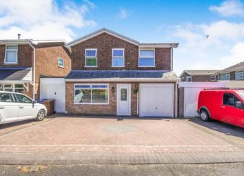 Thumbnail 4 bed link-detached house for sale in Viscount Road, Chase Terrace, Burntwood, Staffordshire