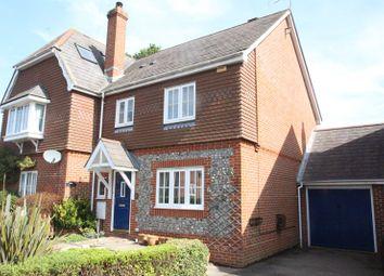 Thumbnail 3 bedroom semi-detached house for sale in Dane Road, Warlingham