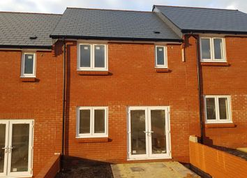 Thumbnail 2 bed terraced house for sale in Plot 119, Dukes Way, Axminster